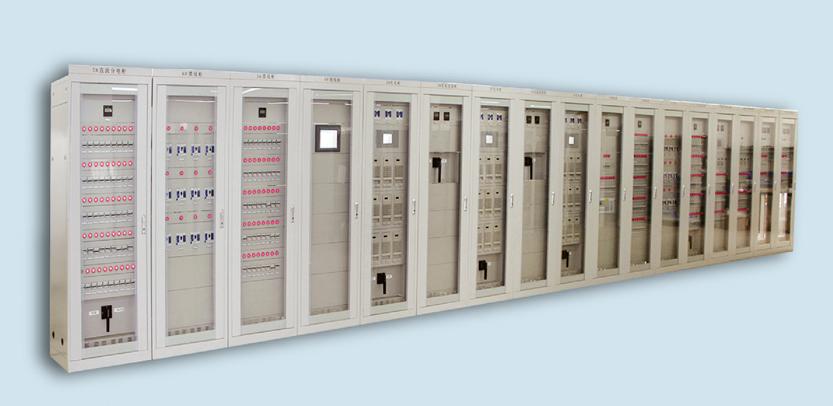 IEC61580智能一體化電源系統